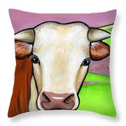 Hereford Throw Pillow