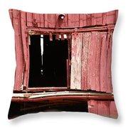 Heritage Barn Throw Pillow