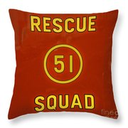 Heros Of The 70's Throw Pillow