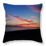 Herring Cove Provincetown Throw Pillow