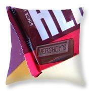 Hershey Throw Pillow