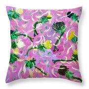 Hey Sole Sister II Throw Pillow
