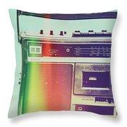 Hi-fi Pop Throw Pillow by Jorgo Photography - Wall Art Gallery
