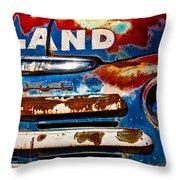 Hi-land Throw Pillow