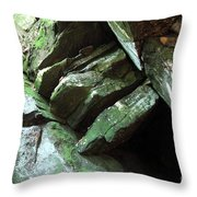 Hi Tree Throw Pillow