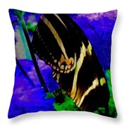 Winged Dream Throw Pillow
