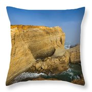 Hidden Cove Throw Pillow