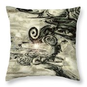 Hidden Dreams Throw Pillow
