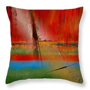 Hidden Inside The Lines Throw Pillow