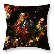 Hidden Lake Throw Pillow