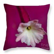 Hidden Pollen Throw Pillow