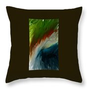 Hide Yourself Throw Pillow