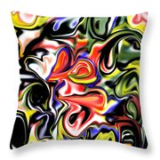 Hieary Throw Pillow