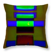 Hieroglyphic Throw Pillow