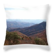 High Again Throw Pillow