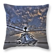 High Dynamic Range Image Throw Pillow