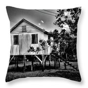 High House Throw Pillow