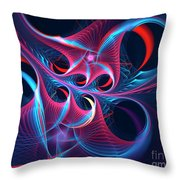 High On Emotion Throw Pillow