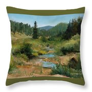 High Point Throw Pillow