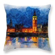 High Recognition Throw Pillow