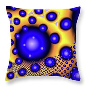 Higher Powers Throw Pillow