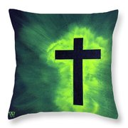 Highly Exalted Throw Pillow