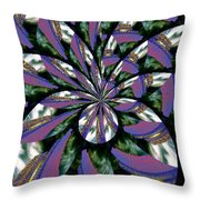 Highrise Kaleidoscope Throw Pillow