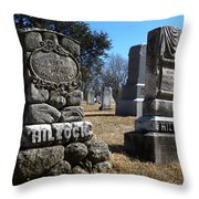 Hillock Throw Pillow