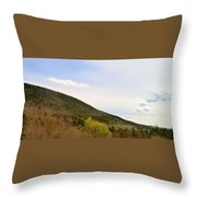 Hillside 1 Throw Pillow