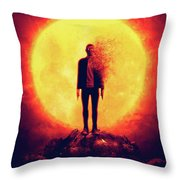 Hiluna Throw Pillow