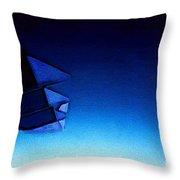 Himmelsobjekt 17022 Throw Pillow