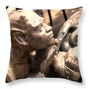Himself Throw Pillow
