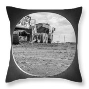 Hindsight Is 20/20 Throw Pillow