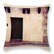 History's Doorway 2 Throw Pillow
