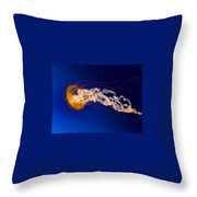 HJK Throw Pillow