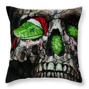 Ho, Ho, Ho... Throw Pillow