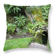 Hobbit Home Throw Pillow