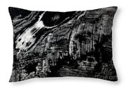 Hog Fish Two Throw Pillow