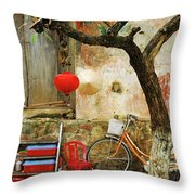 Hoi An 6 Throw Pillow