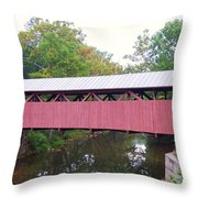 Hokes Mill Throw Pillow