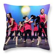 Hold My Hand 8 Throw Pillow