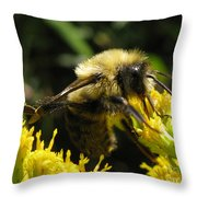 Holding On Throw Pillow