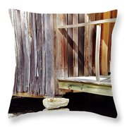 Holding Up The House Throw Pillow