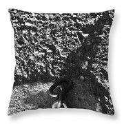 Period Mark Throw Pillow