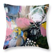 Holiday II Throw Pillow