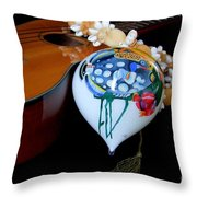 Holiday Medley Throw Pillow
