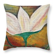 Holiness Throw Pillow
