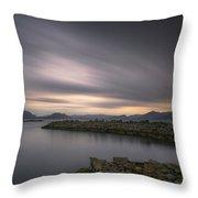 Holm Ferryport Throw Pillow