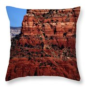 Holy Cross Cathedral Throw Pillow