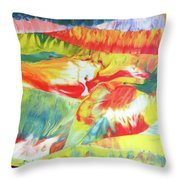 Holy Journey Throw Pillow